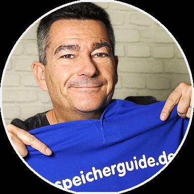 Karl Fröhlich, Chefredakteur, speicherguide.de