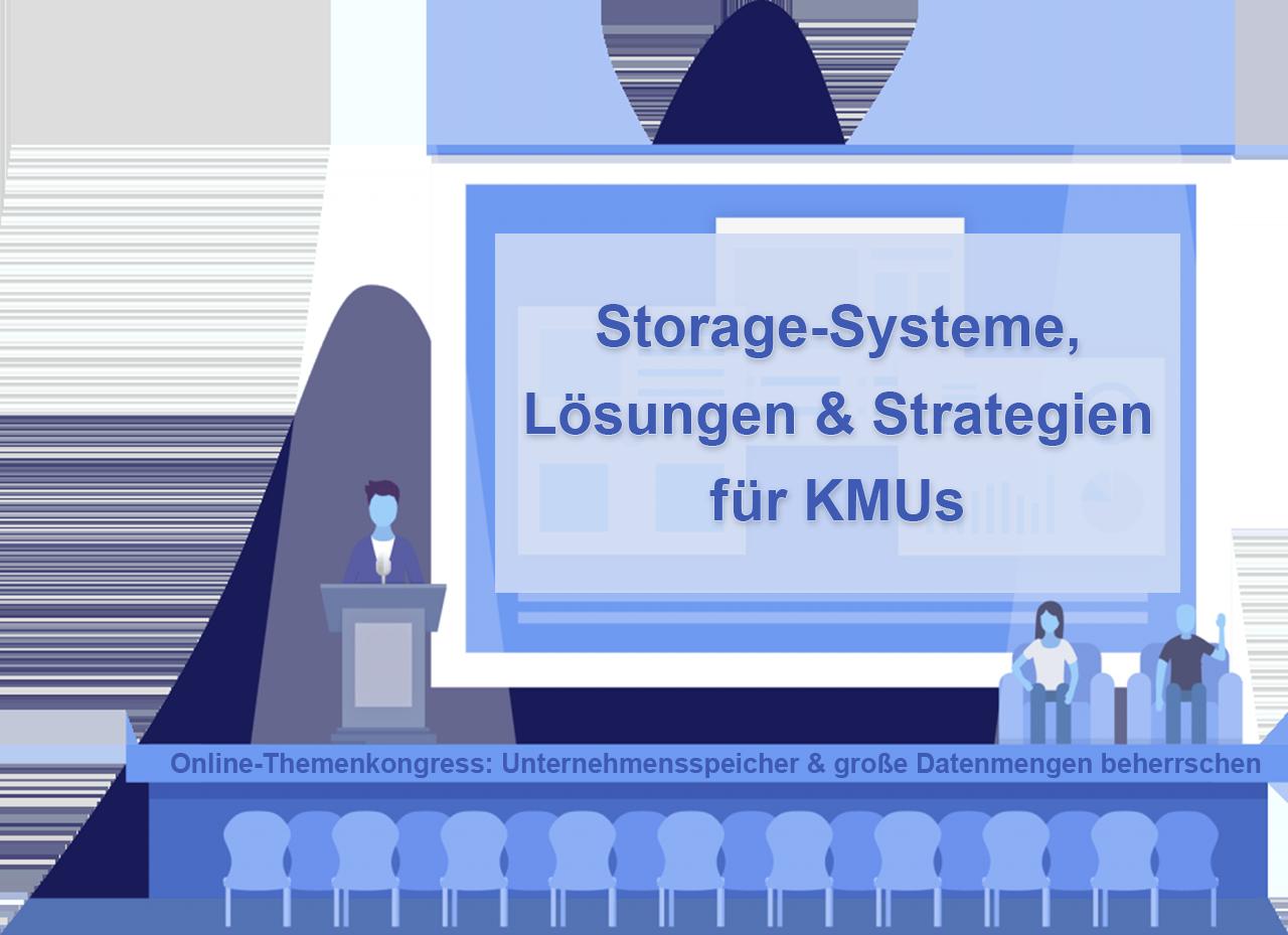 Storage: Unternehmensdaten speichern, verwalten und migrieren
