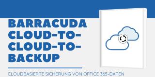 Cloud-Backup: Barracuda Cloud-to-Cloud-to-Backup