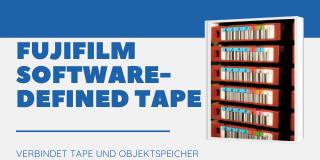 Storage-Management: Fujifilm Software-defined Storage