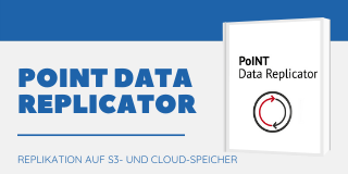 Backup-Software: PoINT Data Replicator
