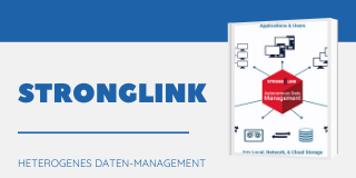 Datenmanagement: StrongLink