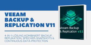 Backup-Software: Altaro VM Backup